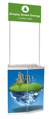 Small Promo Stand