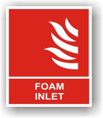 Foam Inlet (F018)