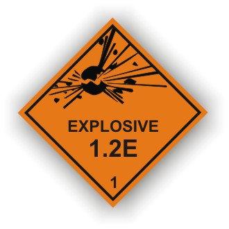 Explosives 1:2E (M023)