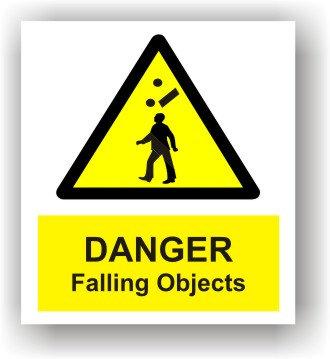 Danger Falling Objects (W011)