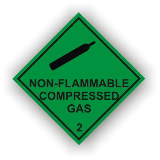 Non-Flammable Compressed Gas (M003)