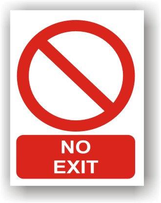 No Exit (R010)