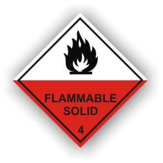 Flammable Solid (M007)