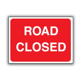 Road Closed (U010)