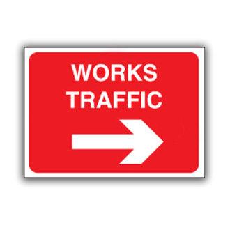 Work Traffic Right (T029)