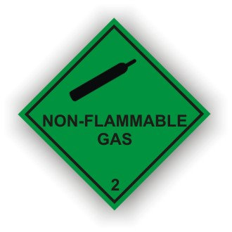 Non- Flammable Gas (M002)