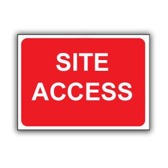 Site Access (T033)