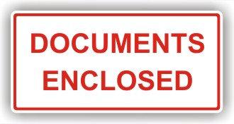Documents Enclosed (P002)