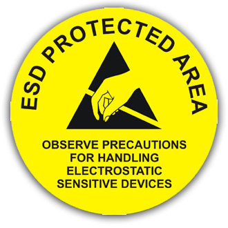 ESD Protected Area (L025)