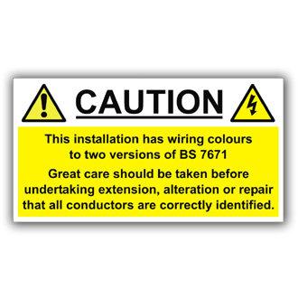 Caution (D027)