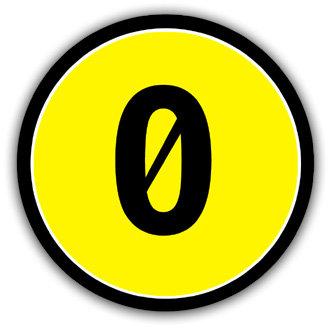 Number 0 (L029)
