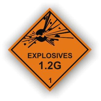 Explosives 1.2G (M024)