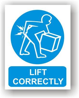LIFT CORRECTLY (O020)