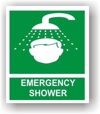 Emergency Shower (J011)