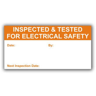 Inspected for Electrical Safety (D032)