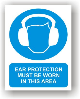 Ear Protection Worn in Area (O010)