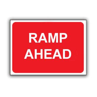 Ramp Ahead (U026)