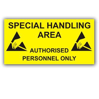 Special Handling Area (E022)