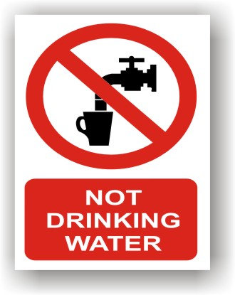 Not Drinking Water (R022)