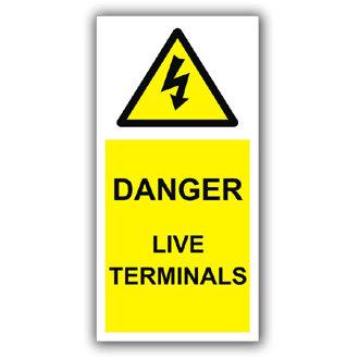 Danger Live Terminals (D024)