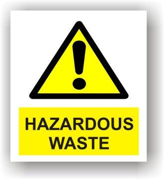 Hazardous Waste (W018)
