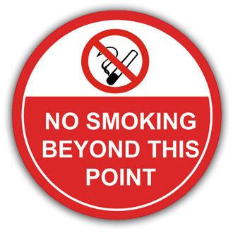 No Smoking (L001)