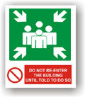 Do Not Enter (F011)