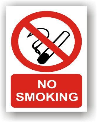 No Smoking (R001)