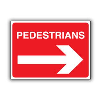 Pedestrians Right (U016)