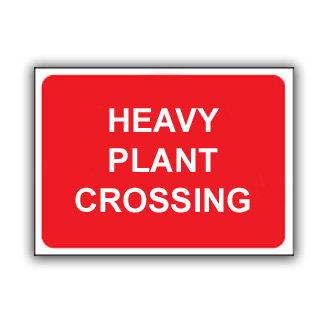 Heavy Plant Crossing (U031)