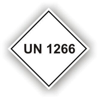 UN 1266 (M048)