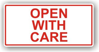 Open With Care (P007)