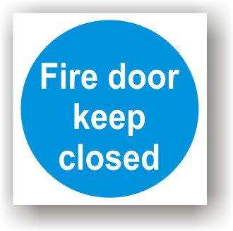Fire Door Keep Closed (G022)
