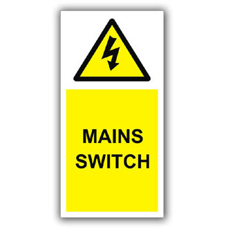 Mains Switch (D023)