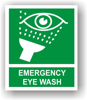 Emergency Eyewash (J010)