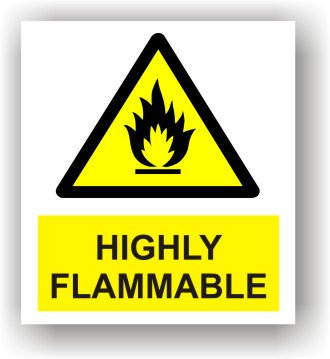 Highly Flammable (W006)