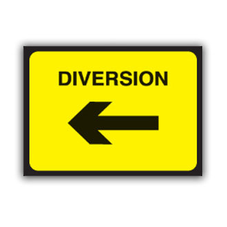 Diversion Left (U022)