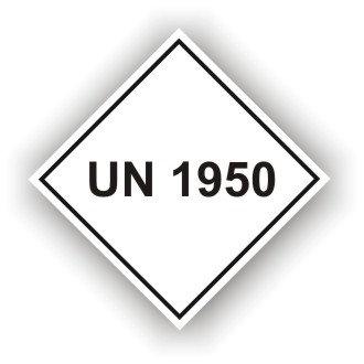 UN 1950 (M051)