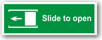 Slide To Open Left (H013)