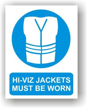 HI-VIS JACKETS (O024)