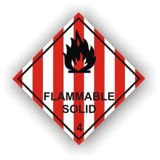 Flammable Solid (M006)