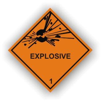 Explosive Class 1 (M020)