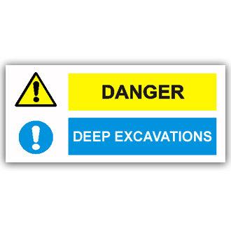 Danger Deep Excavations (T020)