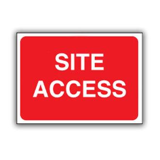 Site Access (U018)