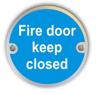 Fire Door Keep Closed (G014)