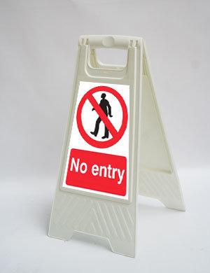 No Entry (A015)