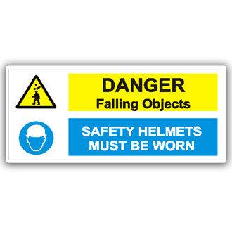 Danger Falling Objects (T016)