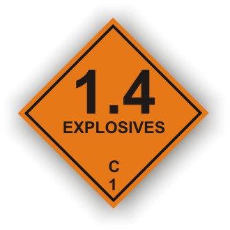 1.4c Explosives (M031)