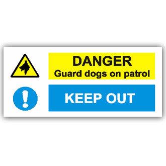 Danger Guard Dogs (T018)