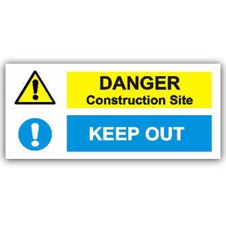 Danger Construction Site (T006)